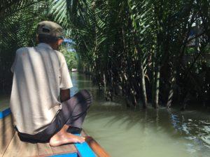 Guide, Mekong Delta, Vietnam