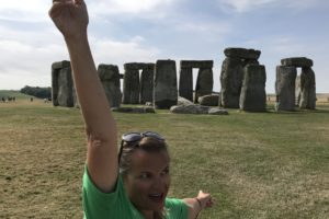 Spontaneous Stonehenge Adventure
