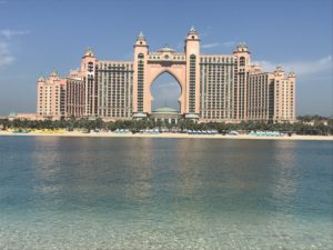 Altantis, The Pointe, Jumeirah Palm Island, Dubai, UAE