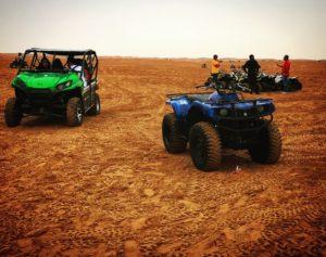 Buggy Rides, UAE