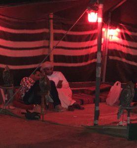 Desert Camp, UAE
