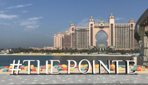 The Pointe, Jumeirah Palm Island, Dubai, UAE